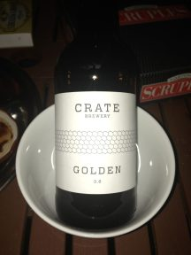 Golden Ale - Crate Brewery
