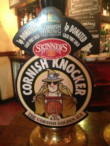 Cornish Knocker – Skinners Brewery