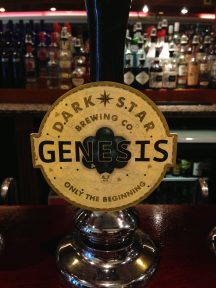 Genesis - Dark Star Brewery