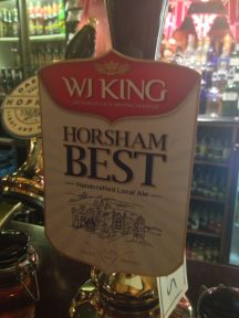 Horsham Best - WJ King Brewery