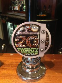 Twenty Years - Oakham Ale