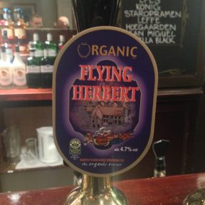 Flying Herbert - North Yorkshire Brewery
