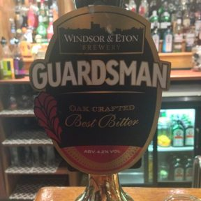 Guardsman - Windsor & Eton Brewery