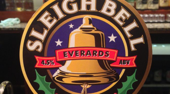 Sleigh Bells - Everards Brewery