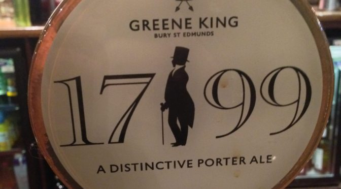 1799 - Greene King Brewery