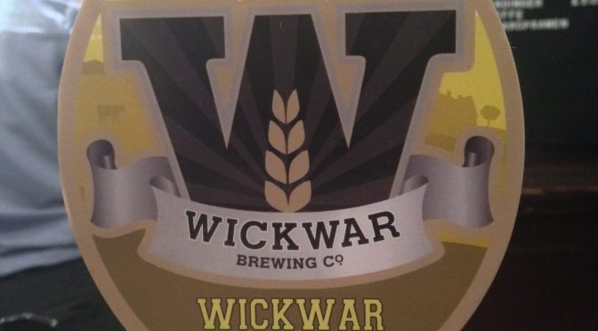 Wickwar Gold - Wickwar Brewery