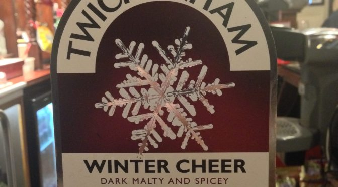 Winter Cheer - Twickenham Fine Ales