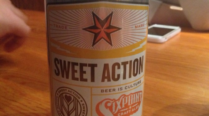 Sweet Action – Sixpoint Brewery
