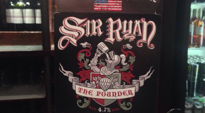 Sir Ryan The Pounder – Wicked Weed (Everards) Brewery