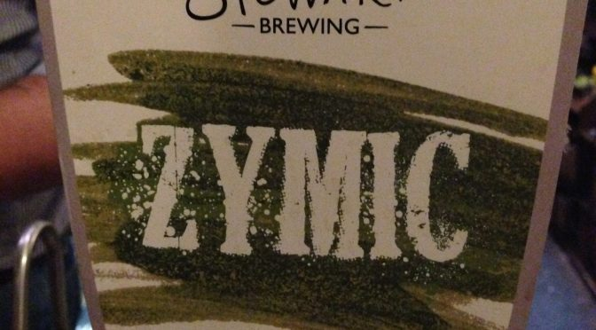 Zymic - Stewart Brewing