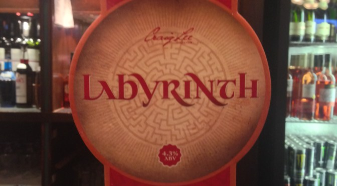 Labyrinth - Rudgate Brewery