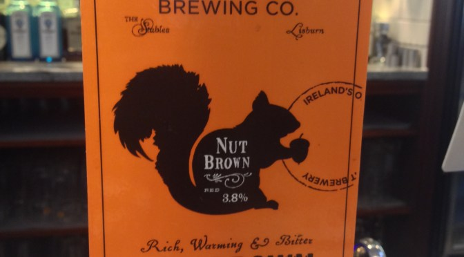 Nut Brown - Hilden Brewing Co