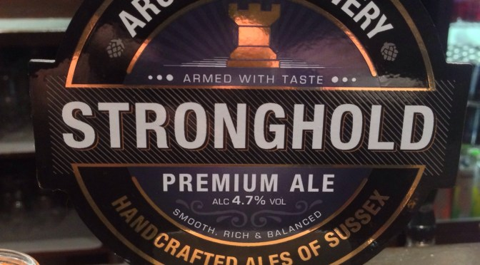 Stronghold Premium Ale – Arundel Brewery