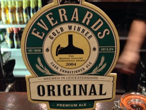 Original Premium Ale – Everards Brewery