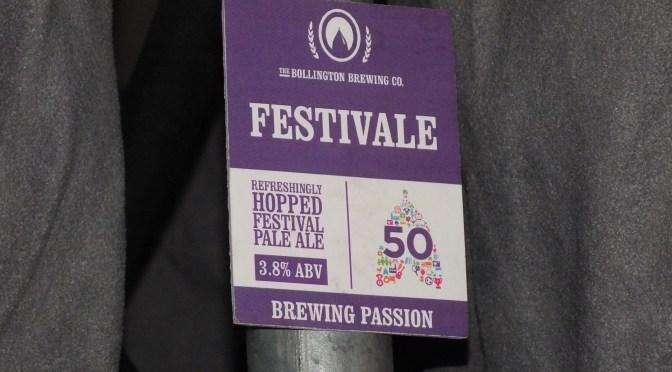 Festivale 2014 - Bollington Brewery