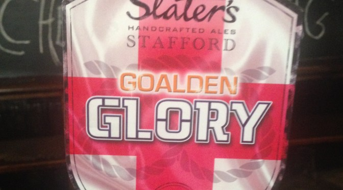 Gaolden Glory – Slater's Handcrafted Ales