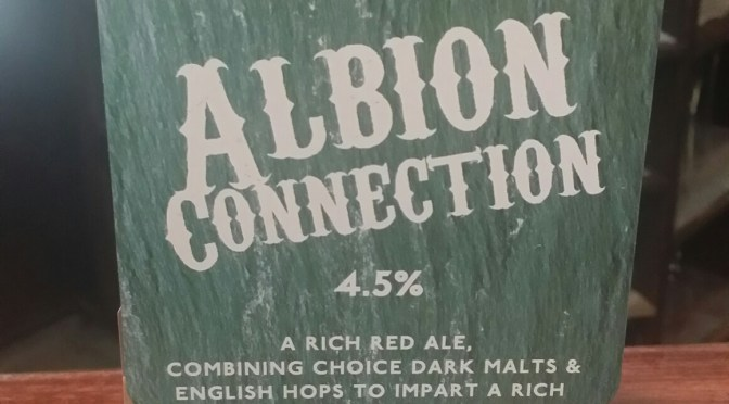 Albion Connection – Lancaster Brewery