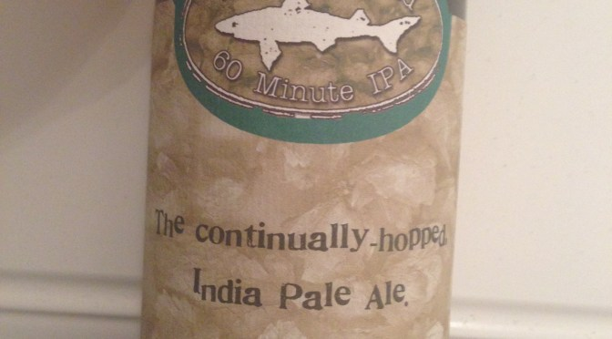 60 Minute IPA – Dogfish Brewery
