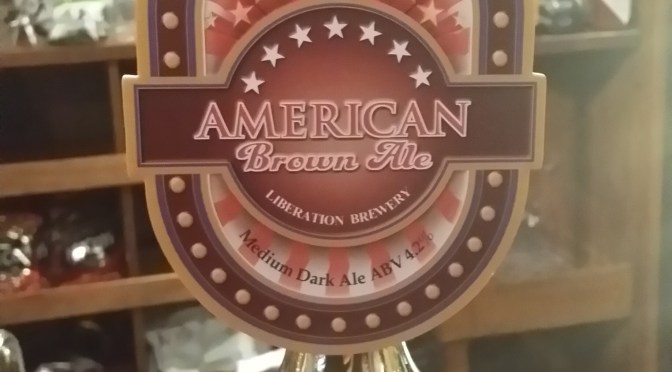 American Browne Ale – Liberation Brewery