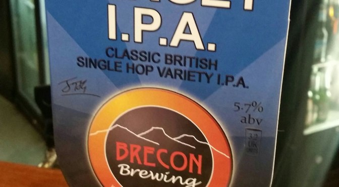 Target IPA – Brecon Brewery