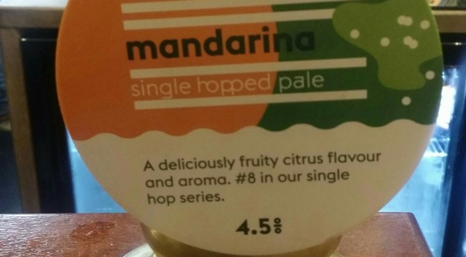 Mandarina – Kent Brewery