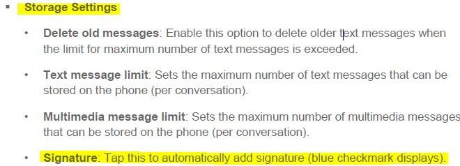 text-message-signature