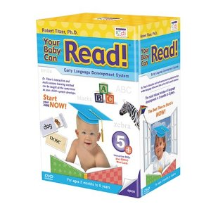 how much is your baby can read
