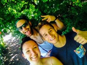 Caroline, Riccardo & Me
