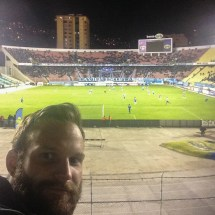Bolivar-Potosi selfie