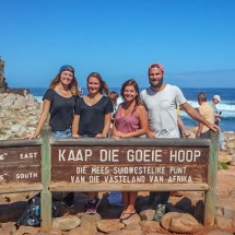 cape of good hope sign