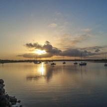 Yamba sunset