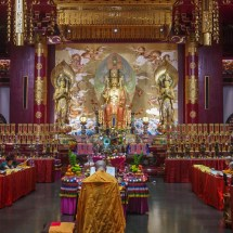 Buddha tempel I