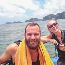 Ha Long Bay back to the mainland