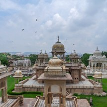 Jaipur-temple view