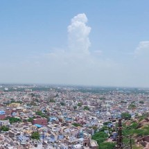 Jodhpur-fort and city pano