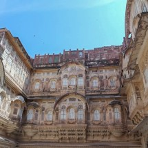 Jodhpur-inside the fort