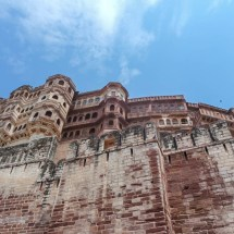Jodhpur-up the fort