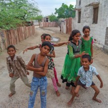Jodhpur-vishnois village kids I