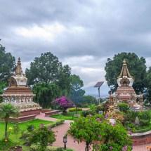Kopan-bgarden temples