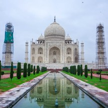 Taj Mahal-mirroring