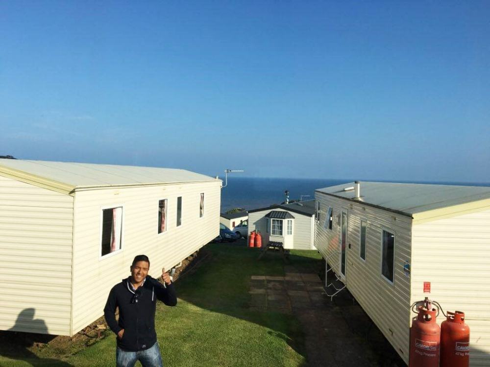Devon Cliffs Caravan Holiday Park