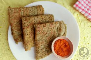 Barnyard Millet Pesarattu Recipe