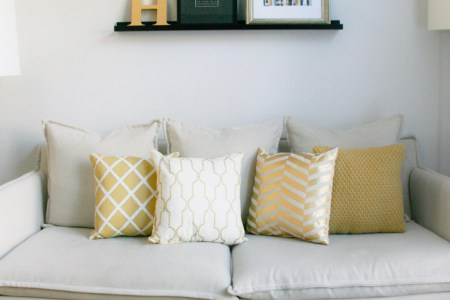 target fall home decor updates