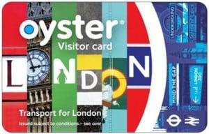 Oyster Card - quanto costa