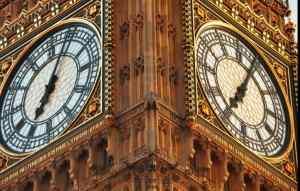 Visitare Londra in tre giorni: limperdibile Big Ben