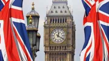 Il Big Ben e il Parlamento