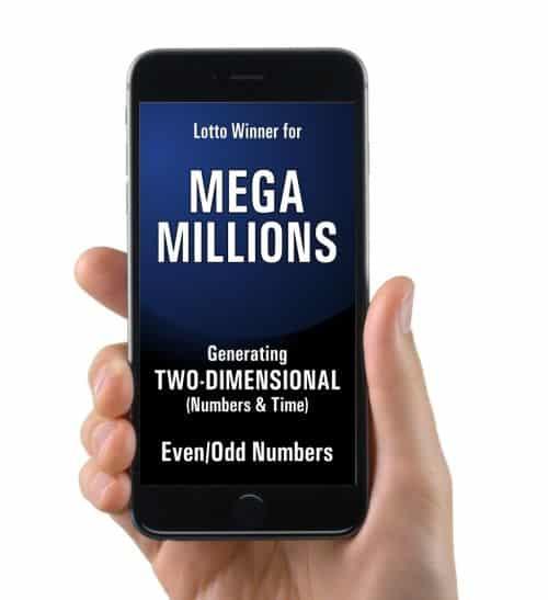 Mega Millions, Mega Millions numbers