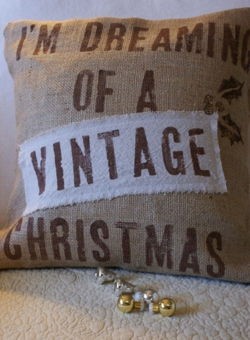 """Dreaming of a Vintage Christmas"""