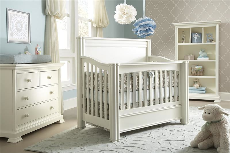 """Light Blue Nursery"""