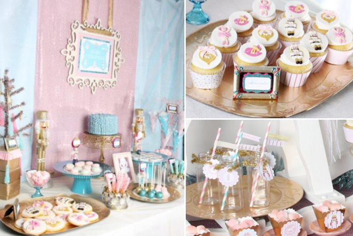 """Nutcracker Ballet Candy Buffet"""